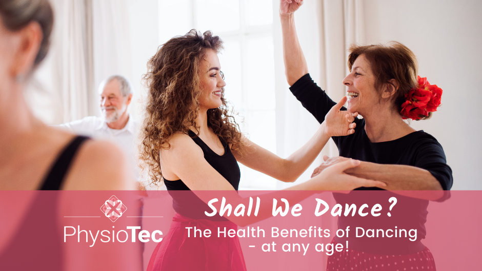 Shall we dance? The health benefits of dancing at any age